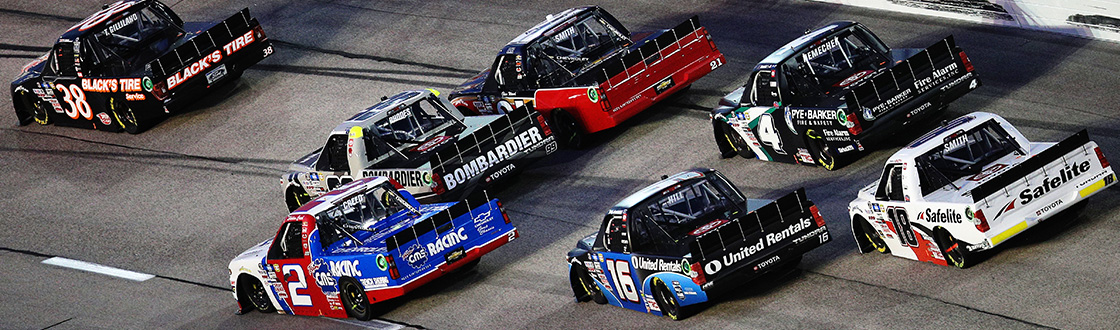 NASCAR Camping World Truck Series Playoff Race image